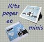 Kits de scrapbooking Elaïa