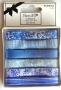 Assortiment 6 rubans assortis Capsule bleus