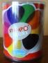 Boîte 10 encreurs Stampo Colors