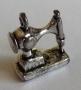 Breloque métal Machine à coudre