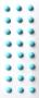 Candy dots Pebbles Lagon