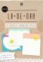 Carnet de feuillets journaling La De Dah Creative