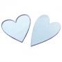 Coeurs en miroir
