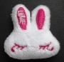 Déco doudou tête de lapin