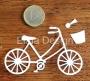 Die-cut vélo