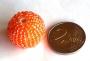 Maxi perle orange
