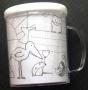 Mug personnalisable double paroi