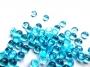 Perles de pluie bleu azur sachet 10 g.