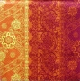 Serviette papier Inde sari