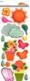 Stickers 3D Sei Sunny Day