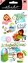 Stickers EK Success Sticko Scrapbooking