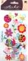 Stickers fleurs et animaux Sticko