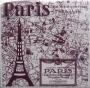 Maxi tampon Paris Aladine