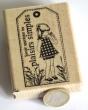 Tampon bois Florilèges Apprécier les plaisirs simples