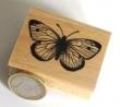 Tampon bois Florilèges Joli papillon