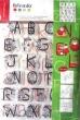 Tampons clear Artemio alphabet de Noël
